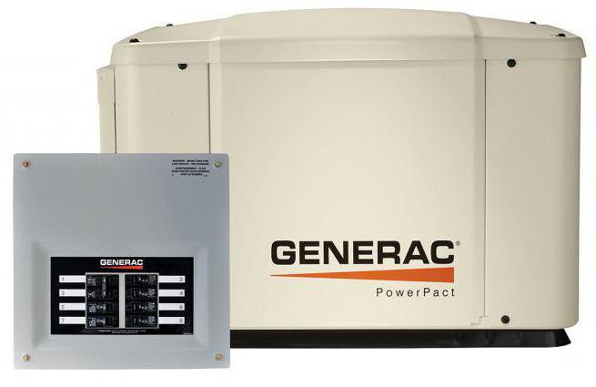 газовый генератор для дома с автозапуском 5 квт