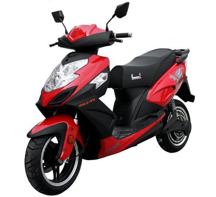 скутер racer 150