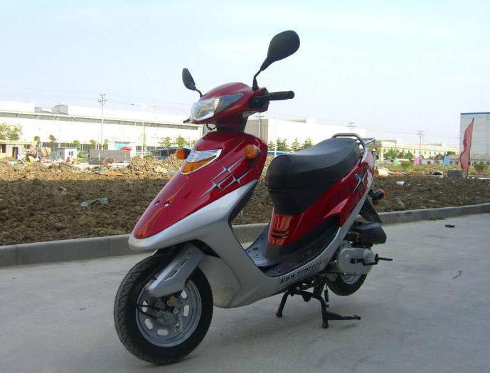 скутера racer rc50qt