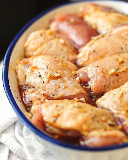 куриные бедрышки без кости рецепт с фото