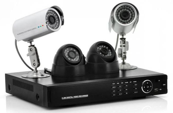 стационарный видеорегистратор для дома