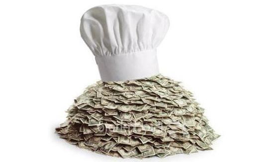 Сколько зарабатывает повар в среднем по России?