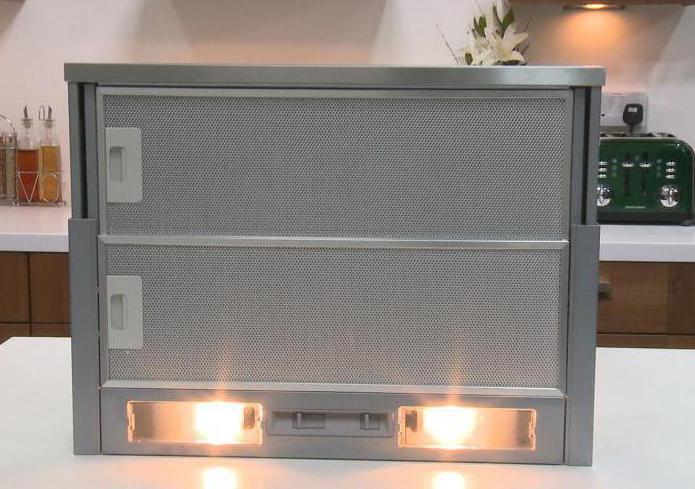 вытяжка полновстраиваемая в шкаф 60 см