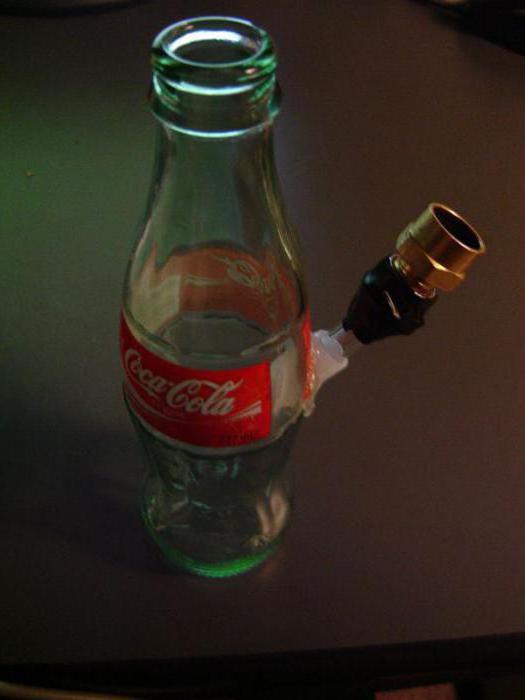Как сделать бульбик из бутылки 530