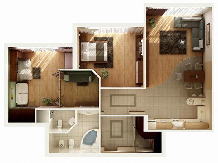 жилые дома нормы проектирования