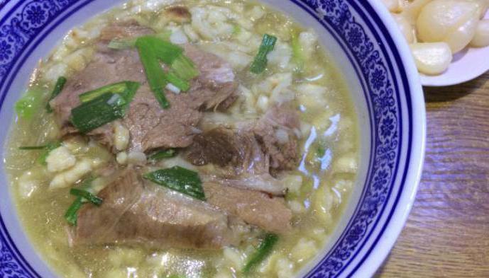 Азербайджанские блюда из мяса и овощей