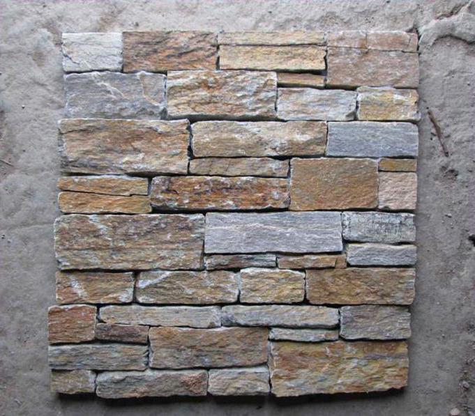 Отделка балкона камнем: выбор материалов и технологии.