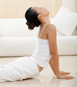 Лечебные упражнения для позвоночника