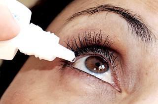 Фурацилин для глаз