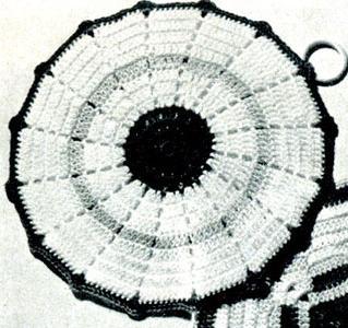 вяжем ажурные салфетки крючком схемы