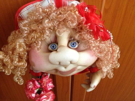 куклы попики из капроновых колготок