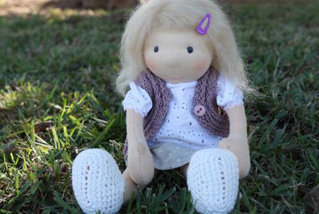 куклы из капроновых колготок своими руками