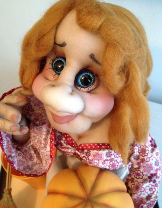 куклы капроновые