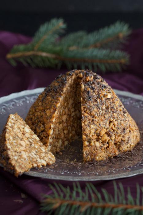 Торт муравьиная горка с печенья рецепт