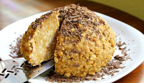 Как сделать торт муравейник рецепт из кукурузных палочек