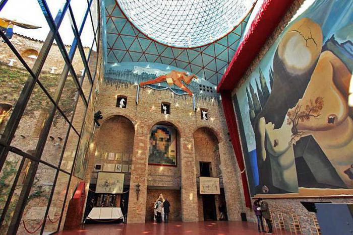 музей театр Сальвадора Дали