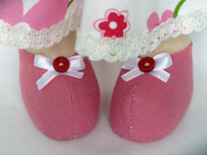 Обувь для тряпиенсов своими руками