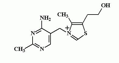 Витамин в1 в таблетках