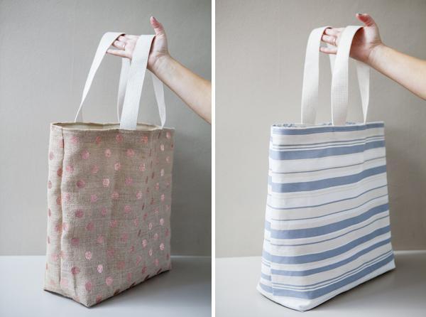 Простая сумка выкройка своими руками