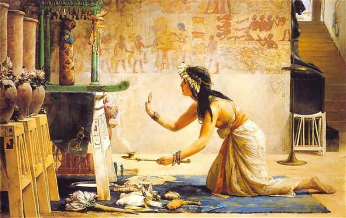 что такое религиозный обряд у древних людей