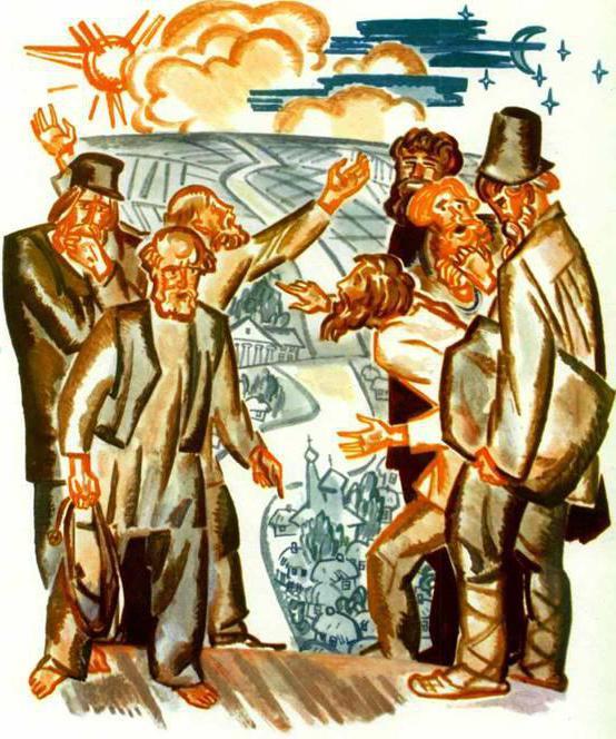 сочинение кому на руси жить хорошо на тему народ герой поэмы