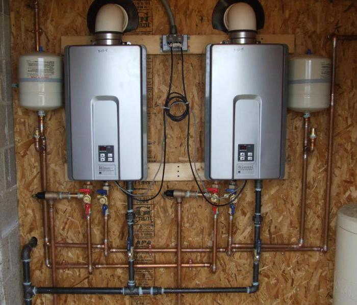 Система отопления с естественной циркуляцией своими руками