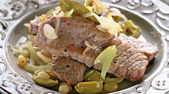 Рецепт мяса с картошкой в духовке на протвине в фольге