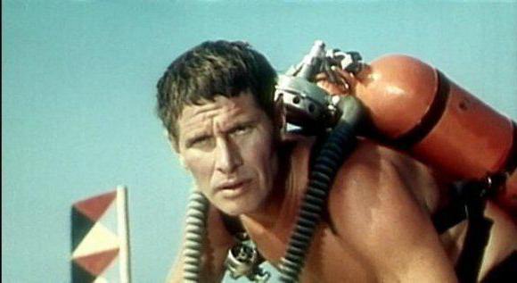Фильм Акваланги на дне (1965) - актеры и роли - советские ...