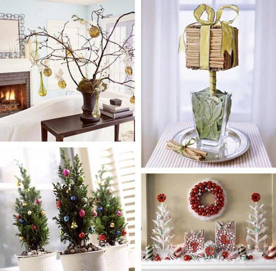 Как на Новый год украсить квартиру: красивые идеи оформления