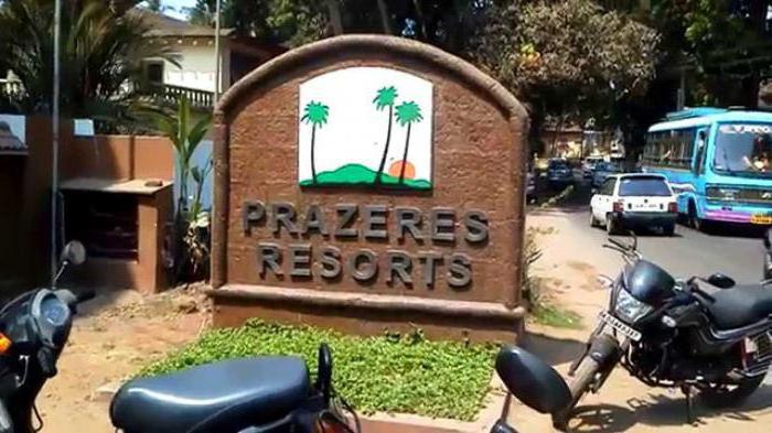 отель prazeres resorts 3 Гоа отзывы