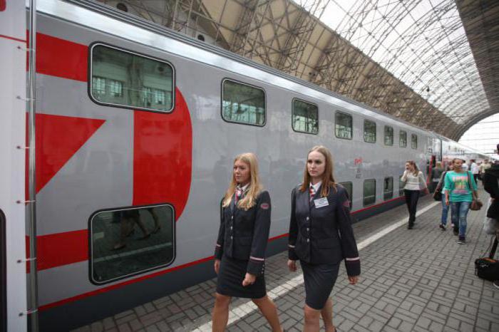 двухэтажный поезд москва санкт петербург