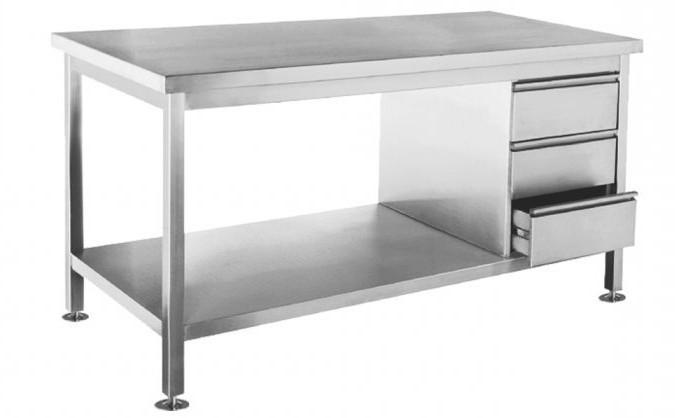 стол производственный нержавеющий