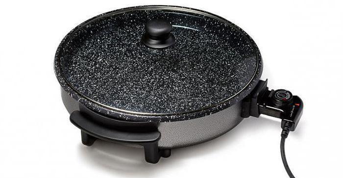 как выбрать сковороду с каменным покрытием