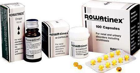 Таблетки роватинекс инструкция по применению