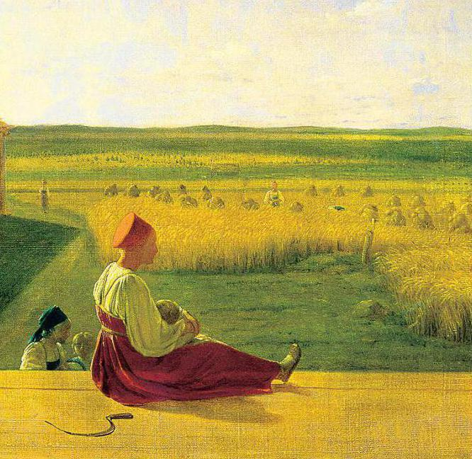 Описание картины Золотая осень Поленова любуемся и мечтаем