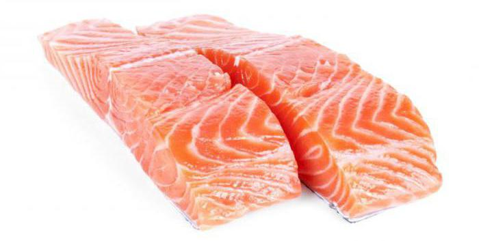 как разделать красную рыбу на филе