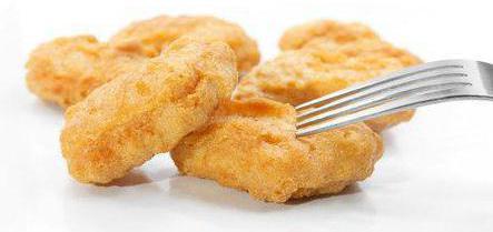 рецепт нагинцев из куриных грудок как в макдональдсе