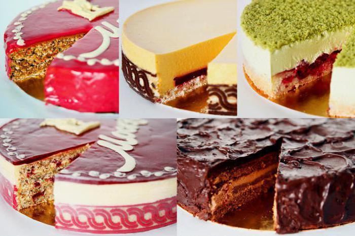 рецепт орехового торта москва