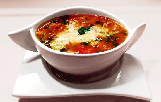 Суп минестроне: рецепт классический с фото