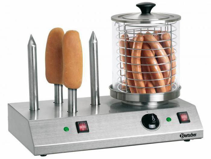 аппарат для изготовления хот догов