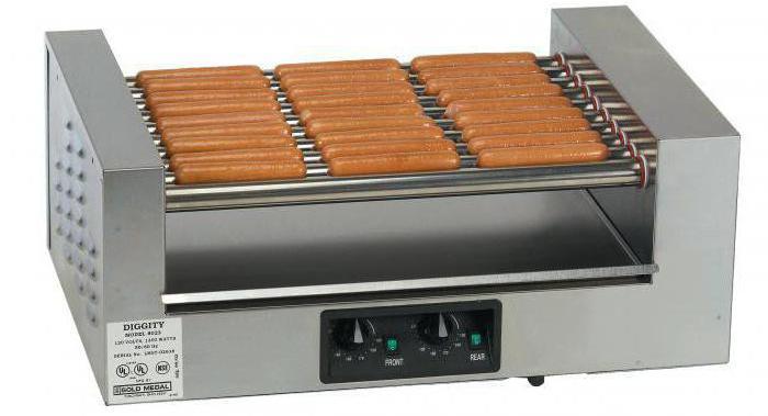 аппарат для хот дога сосиска в тесте
