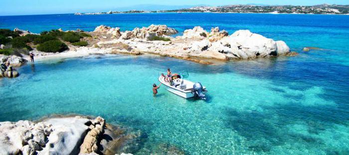 где в италии можно отдохнуть на море