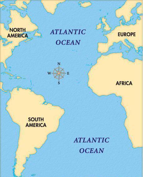 картинки карты атлантического океана обработать фото фотошопе