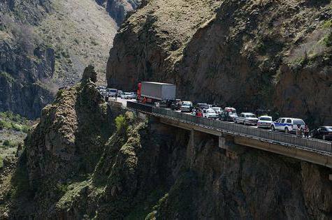 Image result for граница Грузии и России фото
