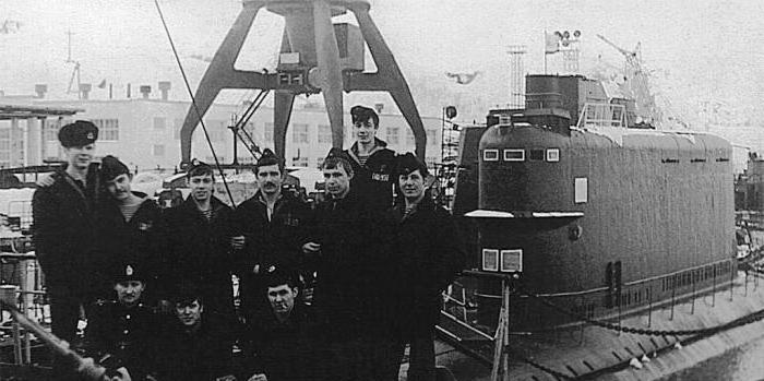 гибель подводный лодки к 129 в 1968 году