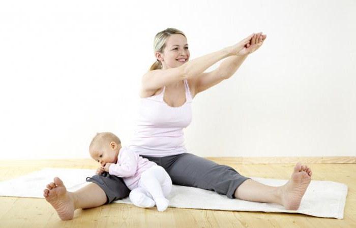 Упражнения после родов для сокращения матки 21