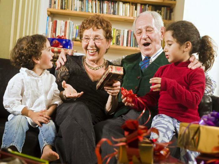 что подарить дедушке на 80 лет