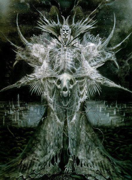 демон баал фото
