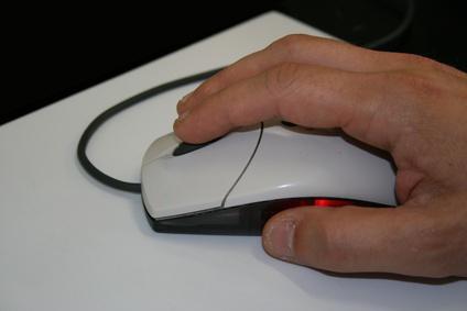 мышка не всегда реагирует на клики