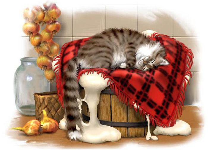 Скребицкий кот иваныч главная мысль